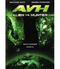 หนังโรงAlien VS Hunter เอเลี่ยน ปะทะ ฮันเตอร์ /พากษ์ไทย+ซับไทย DVD 1แผ่น