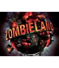 หนังโรงZombieland ซอมบี้แลนด์ แก๊งคนซ่าส์ล่าซอมบี้ /พากษ์ไทย+ซับไทย DVD 1แผ่น