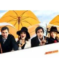 หนังโรงThe Brothers Bloom พี่น้องบลูม ร่วมกันตุ๋น จุ้นละมุน  /พากษ์ไทย+ซับไทย DVD 1แผ่น