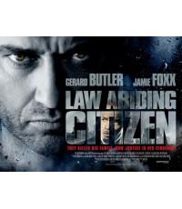 หนังโรงLaw Abiding citizen ขังฮีโร่ โค่นอำนาจ /พากษ์ไทย+ซับไทย DVD 1แผ่น