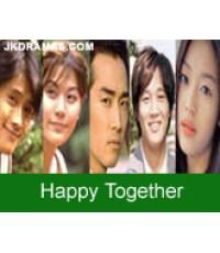 ซีรี่ย์เกาหลีHappy Together แม้ต่างพ่อแต่หัวใจเดียวกัน /พากษ์ไทย V2D 3แผ่นจบ/ 16ตอน