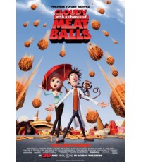 Cloudy with a Chance of Meatballs หนัง มหัศจรรย์ลูกชิ้นตกทะลุมิติ/อนิเมชั่น พากษ์ไทย+ซับไทย DVD1แผ่น