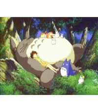 My Neighbor Totoro/ โทโทโร่ เพื่อนรัก (พากษ์ไทย+บรรยายไทย) 1แผ่นจบ