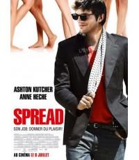 หนังฝรั่งSpread ผู้ชายไม่ขายรัก /พากษ์ไทย+ซับไทย DVD 1แผ่น ZAshton kutcher)