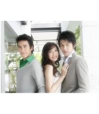เงารักลวงใจ /ละครไทย /พากษ์ไทย TV2D 5แผ่นจบ   แถม รายการตีท้ายครัว