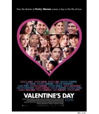 หนังฝรั่งValentine\'s Day  วาเลนไทน์ วันแห่งความรัก/พากษ์ไทย+ซับไทย DVD 1แผ่น