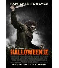 หนังฝรั่งH2:Halloween II (2009)  ตามไปเชือด.. สับไม่ยั้ง /พากษ์ไทย+ซับไทย DVD 1แผ่น