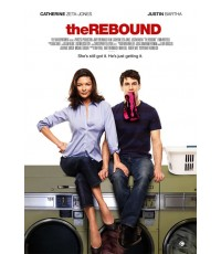 หนังฝรั่งThe Rebound เผลอใจใส่เกียร์รีบาวด์ /พากษ์ไทย+ซับไทย DVD 1แผ่น
