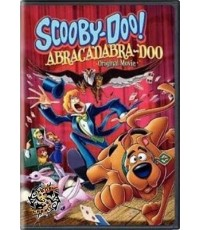 Scooby Doo Abracadabra Doo สกู๊ปปี้ดู กับโรงเรียนคาถามหาสนุก /การ์ตูน /พากษ์ไทย DVD 1แผ่น