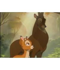 Bambi กวางน้อย 1(พากย์ไทย+บรรยายไทย)1แผ่นจบ