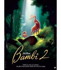 Bambi กวางน้อย 2(พากย์ไทย+บรรยายไทย) 1แผ่นจบ