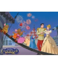 Cinderella 2(พากย์ไทย+บรรยายไทย)1 แผ่นจบ