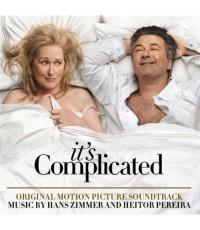 หนังฝรั่งIt\'s Complicated รักวุ่นวาย หัวใจสับราง  /พากษ์ไทย+ซับไทย DVD 1แผ่น (เมอรีล สตีฟ,สตีฟ มาติ