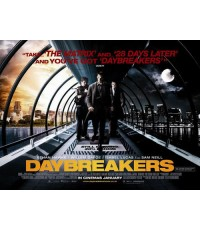 หนังฝรั่งDaybreakers วันแวมไพร์ครองโลก /พากษ์ไทย,อังกฤษ+ซับไทย DVD 1แผ่น