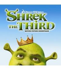 Shrek 3  เชร็ค3/การ์ตูนอนิเมชั่น /พาำกษ์ไทย,อังกฤษ+ซับไทย DVD 1แ่ผ่น