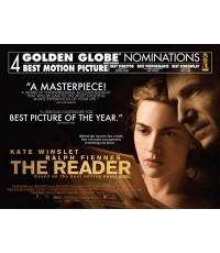 หนังฝรั่งThe Reader ในอ้อมกอดรักไม่ลืมเลือน /หนังโรแมนติก,ดราม่า /พากษ์ไทย,อังกฤษ+ซับไทย DVD 1แผ่น