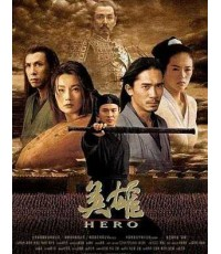 หนังจีนHERO ฮีโร่ /พากษ์ไทย,จีน+ซับไทย DVD 1แผ่น