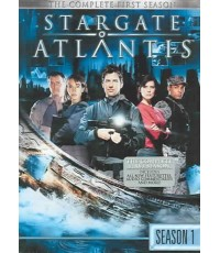 ซีรี่ย์ฝรั่งStargate Atlantis season 1 ผจญภัยทะลุมิติ ปี 1 /เสียงอังกฤษ+ซับไทย D2D 10แผ่นจบ