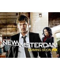 ซีรี่ย์ฝรั่งNew Amsterdam Season 1  สืบรักข้ามศตวรรษ ปี1 /เสียงอัีงกฤษ+ซับไทย HDTV2D 4แผ่นจบ