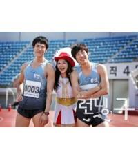 ซีรี่ย์เกาหลีRunning Gu วิ่งเข้าไว้ หากใจมีฝัน/มินิซีรี่ย์/เสียงเกาหลี+ซับไทย  DVD 2 แผ่นจบ /4 ตอน