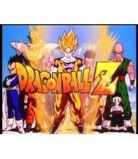 ดราก้อนบอลแซด Dragonball Z /หนังการ์ตูนชุด /พากษ์ไทย V2D 15แผ่นจบ