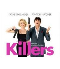 หนังฝรั่งKillers เทพบุตรหรือนักฆ่า บอกมาซะดีดี /พากษ์ไทย,อังกฤษ+ซับไทย DVD 1แผ่น