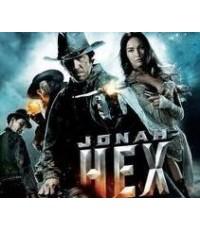 หนังฝรั่งJonah Hex  โจนาห์ เฮ็กซ์ /แนวฮีโร่/ พากษไทย,อังกฤษ+ซับไทย DVD 1แผ่น