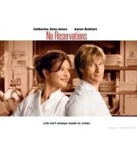 หนังฝรั่งNo Reservation เชฟสาว เสริฟหัวใจรัก /พากษ์ไทย,อังกฤษ+ซับไทย DVD 1แผ่น (แคธรีน ซีต้า-โจนส์)