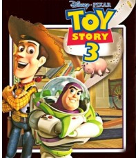 หนังการ์ตูนToy Story 3  ทอย สตอรี่3 /หนังการ์ตูนอนิเมชั่น /พากษ์ไทย,อังกฤษ+ซับไทย DVD 1แผ่น