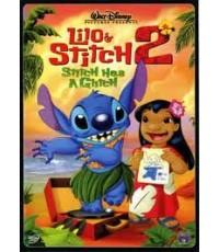 Lilo  Stitch 2: Stitch Has A Glitch ตอนฉันรักนายเจ้าสติทช์ตัวร้าย/พากษ์ไทย,อังกฤษ+ซับไทย 1แผ่น
