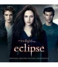 หนังฝรั่งThe Twilight saga: eclipse  แวมไพร์ ทไวไลท์ 3 อิคลิปส์ /พากษ์ไทย,อังกฤษ+ซับไทย DVD 1แผ่น
