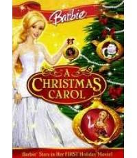 การ์ตูนBarbie In A Christmas Carol บาร์บี้ กับ วันคริสต์มาสสุดหรรษา /พากษ์ไทย DVD 1แผ่น