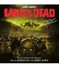 หนังฝรั่งLand of The Dead  ดินแดนแห่งความตาย /พากษ์ไทย,อังกฤษ+ซับไทย,อังกฤษ DVD 1แผ่น