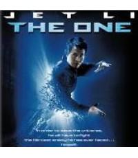 หนังฝรั่งThe One เดอะวัน เดี่ยวมหาประลัย /พากษ์ไทย,อังกฤษ+ซับไทย DVD 1แผ่น