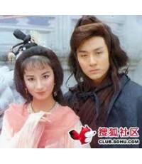 ดาบจอมภพ (อู๋ไต้หยง เจิ้งหัวเชี่ยน เหลียงเพ่ยหลิง จางเจ้าฮุย) หนังจีนกำลังภายใน DVD 3แผ่น(อัดจากVDO)