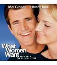 หนังฝรั่งWhat Women Want   ว้อทวีเมนว็อนท์ ผมรู้นะคุณคิดอะไร /พากษ์ไทย,อังกฤษ+ซับไทย DVD 1แผ่น
