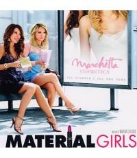 หนังฝรั่งMaterial Girls  คุณหนูไฮโซ ขอเริ่ดไม่ขอร่วง(ฮิลารี่ ดัฟฟ์)/พากษ์ไทย,อังกฤษ+ซับไทย DVD 1แผ่น