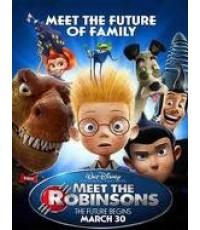 Meet the Robinsons ผจญภัยครอบครัวจอมเพี้ยน ฝ่าโลกอนาคต /หนังการ์ตูนอนิเมชั่น /พากษ์ไทย,อังกฤษ+ซับไทย