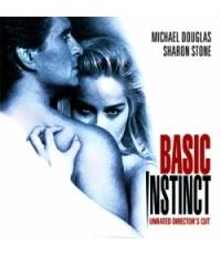 หนังติดเรทBasic Instinct 1 (เจ็บธรรมดาไม่ธรรมดา)  /พากษ์ไทย,อังกฤษ+ซับไทย,อังกฤษ DVD 1แผ่น(ไม่เซ็น)