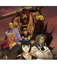 7 เซียนซามูไร / Samurai 7 /หนังการ์ตูนชุด  (DVD 7 แผ่นจบ) /พากษ์ไทย,ญี่ปุ่น+ซับไทย