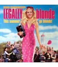 หนังฝรั่งLegally Blonde / สาวบลอนด์หัวใจดี๊ด๊า /เสียงอังกฤษ+ซับไทย,อังกฤษ DVD 1แผ่น