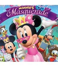 Mickey Mouse Clubhouse : Minnie\'s Masquerade/ บ้านสนุกของนายมืกกี้  DVD 1แผ่น