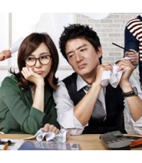 ซีรี่ย์เกาหลีQueen of Reversals(จองจุนโฮ,คิมนัมจู,พัคชีฮู, แชจองอัน /เสียงเกาหลี+ซับไทย V2D 8แผ่นจบ(