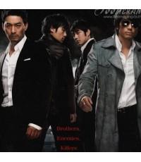 หนังเกาหลีA Better Tomorrow โหด เลว ดี (ซงซึงฮุน, จูจินโม)/พากษ์ไทย,เกาหลี+ซับไทย,อังกฤษ DVD 1แผ่น