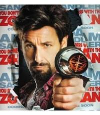 หนังฝรั่งYou Don\'t Mess with the Zohan อย่าแหย่โซฮาน(อดัม แซนเลอร์)/พากษ์ไทย,อังกฤษ+ซับไทย DVD 1แผ่