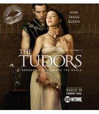 ซีรีย์ฝรั่ง The Tudors Season 2 บัลลังก์รัก บัลลังก์เลือด ปี 2/พากย์อังกฤษ+ซับไทย DVD 3แผ่นจบ
