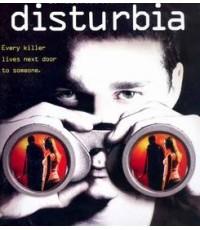 หนังฝรั่ง Disturbia จ้อง หลอน ซ่อนเงื่อนผวา/พากษ์ไทย,อังกฤษ+ซับไทย,อังกฤษ,จีน,เกาหลี DVD