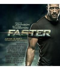 หนังฝรั่งFaster  ฝังแค้นแรงระห่ำนรก /พากษ์ไทย,อังกฤษ+ซับไทย,อังกฤษ DVD