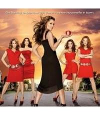 ซีรี่ย์ฝรั่งDesperate Housewives Season 7 สมาคมแม่บ้านหัวใจเปลี่ยว ปี7/เสียงอังกฤษ+ซับไทย  12แผ่นจบ