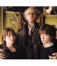 หนังLemony Snicket อยากให้เรื่องนี้ไม่มีโชคร้าย(จิม แคร์รีย์)/พากษ์ไทย,อังกฤษ+ซับไทย,อังกฤษ DVD